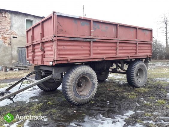 Przyczepa rolnicza AUTOSAN D- 46