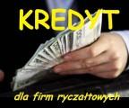 Kredyt dla firm na ryczałcie do 300 tys pln