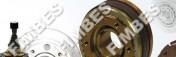 Płytka tarciowa sprzęgła Binder 81 002-21B4001, Fimbes