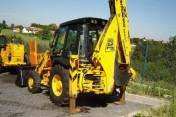 JCB 2001r 3CX Contractor POWERSLIDE