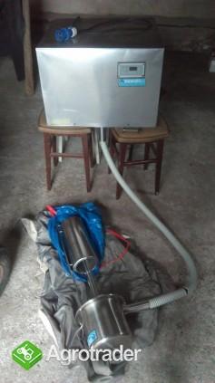schładzalnik do mleka 200 l wywozowy - zdjęcie 5