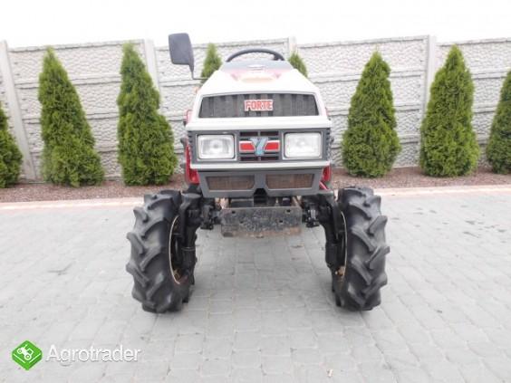 Yanmar F175 super stan mini traktor kubota iseki - zdjęcie 2