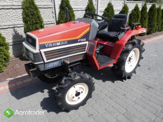 Yanmar F155 Super stan mini traktor iseki kubota hinomoto