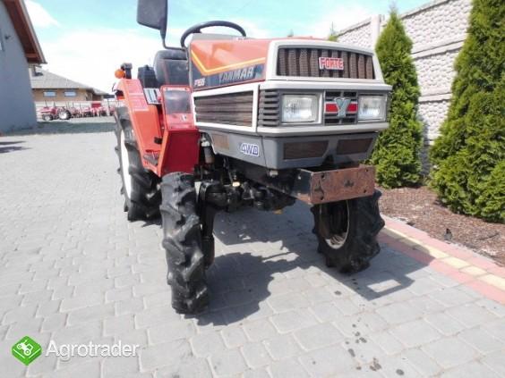 Yanmar F155 Super stan mini traktor iseki kubota hinomoto - zdjęcie 6