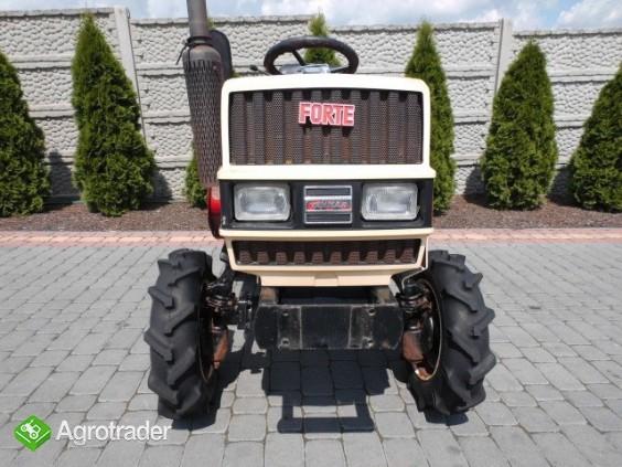 Yanmar F14 super stan mini traktor kubota iseki mitsubishi  - zdjęcie 1