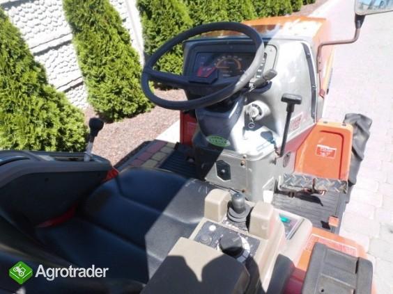 Yanmar F-6 Super stan mini traktor traktorek kubota iseki - zdjęcie 1