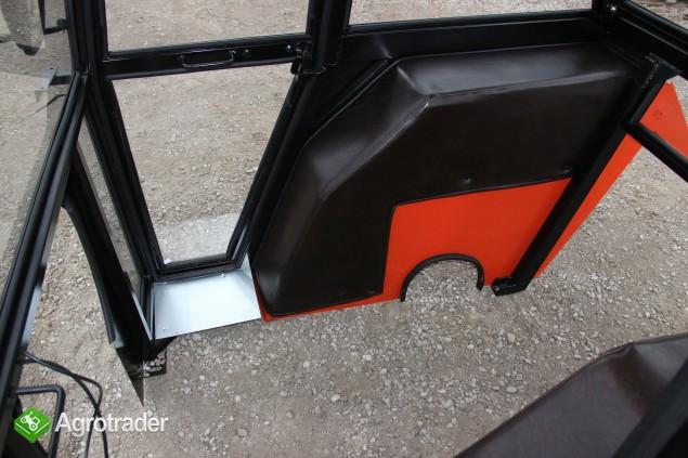 Kabina ciągnikowa do ciągnika C 360 C 330 LUX z błotnikami SZYSZKA CE - zdjęcie 3