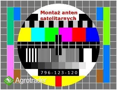 MONTAZ serwis zestawow satelitarnych ANTENOWYCH ustawianie ANTEN