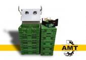 AMT, Maszyna do różyczkowania brokuła, gilotyna, stół