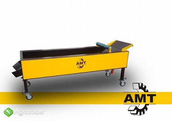 AMT,szczotkarka,czyszczarka,separator  - zdjęcie 1