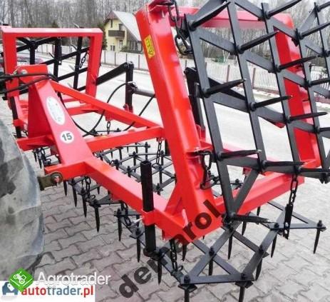 Brony 20 5 polowe hydraulicznie składane - zdjęcie 2