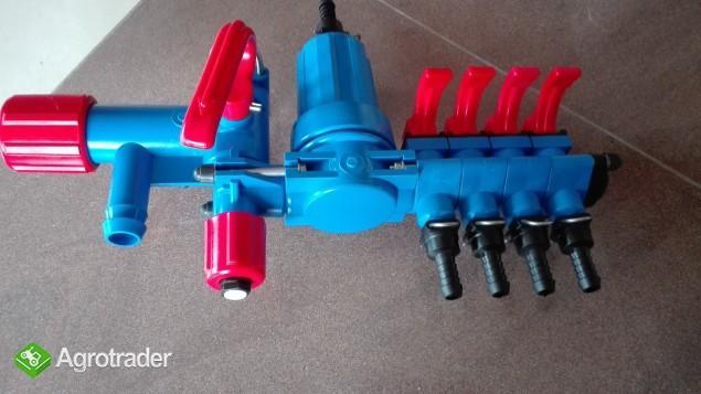 Zawór sterujący do opryskiwcza PILMET 4sekcyjny - zdjęcie 1