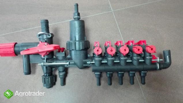 Rozdzielacz stałociśnieniowy zawór sterujący do opryskiwacza - zdjęcie 1