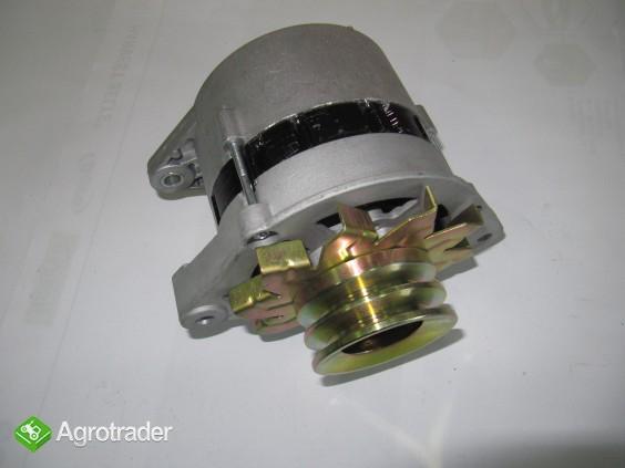 Alternator, podwójne koło pasowe 14 V, 55 A URSUS C 385.    - zdjęcie 3