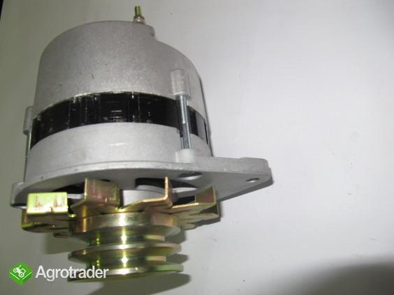 Alternator podwójne koło pasowe wzmocniony 14 V, 70 A URSUS C 385.    - zdjęcie 1