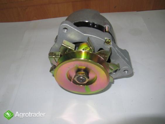 Alternator pojedyncze koło pasowe 14 V 55 A ZETOR.   - zdjęcie 1
