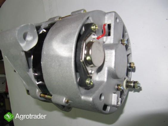 Alternator pojedyncze koło pasowe 14 V 55 A ZETOR.   - zdjęcie 4