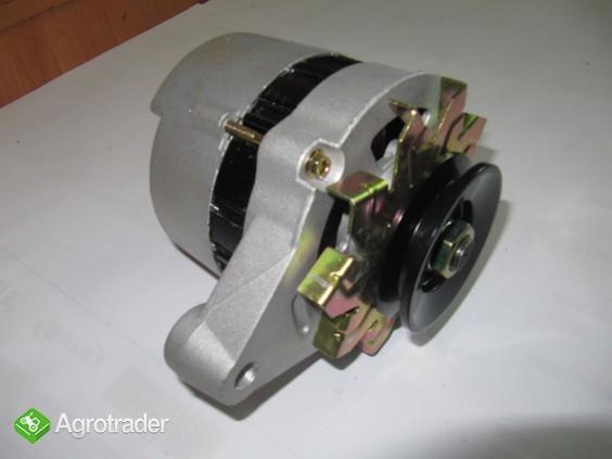 Alternator na pojedyncze koło pasowe 14 V 55 A URSUS C 385, MF.    - zdjęcie 2