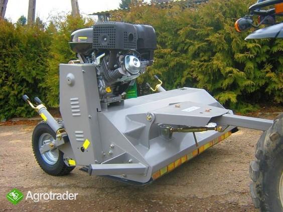 Kosiarka bijakowa do quadów, szerokość robocza 11 5cm. 15 KM  - zdjęcie 1
