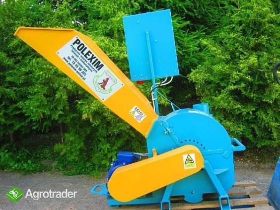 MŁYN BIJAKOWY 11 kW, 300-800 kg/h, z własnym odciągiem - zdjęcie 1