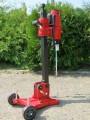WIERTNICA DO BETONU (otwornica) moc silnika 2450 W max 255 mm, 2 biegi