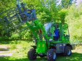 ŁADOWARKA KOŁOWA MODEL ZL12F wraz z osprzętem Udźwig max: 1200kg