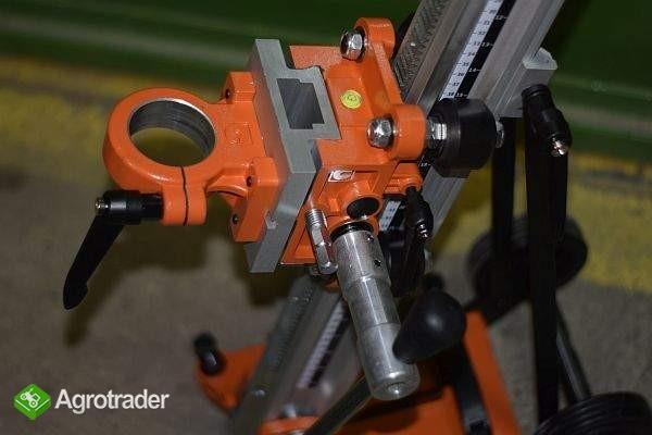 WIERTNICA do betonu3-biegowa (otwornica) moc silnika 2300W max 165mm - zdjęcie 3