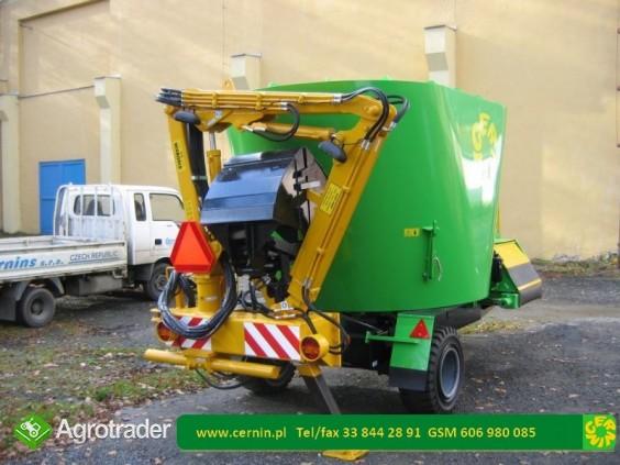 Wóz paszowy samozaładowczy - Cernin  - zdjęcie 4