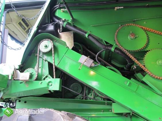 JOHN DEERE T 670 - 2008 ROK  - zdjęcie 7