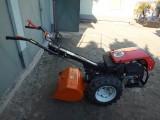 Traktorek jednoosiowy z glebogryzarką Goldoni 15SR