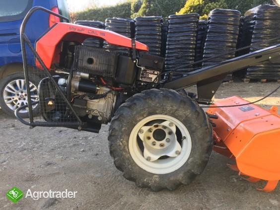 Traktorek jednoosiowy z glebogryzarką Goldoni 15SR - zdjęcie 4