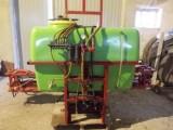 Opryskiwacz 800L 15m z hydrauliką