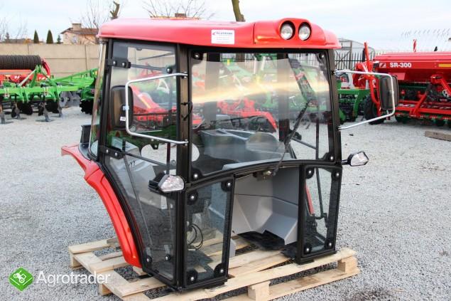 Kabina do ciągnika ciągnikowa C360 C-360 z błotnikami tworzywo Sokółka - zdjęcie 1