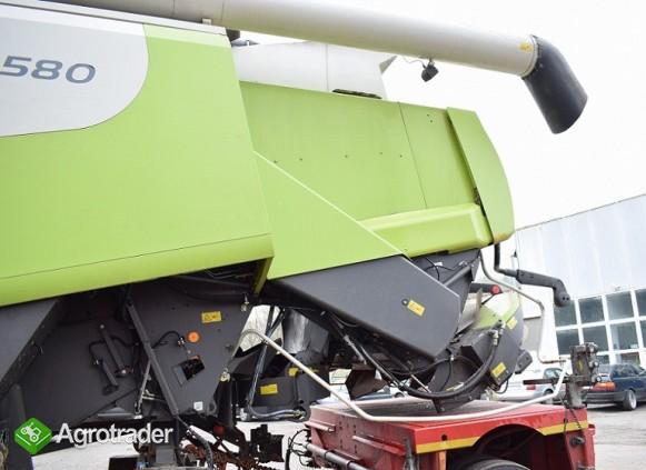 CLAAS LEXION 580 - V900 - 2009 ROK - MERCEDES 653 KM - zdjęcie 2