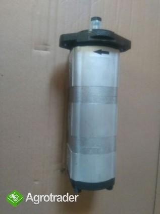 Pompa hydrauliczna Renault 3-sekcyjn 110.54 120.54 133.54 145.54 155.5 - zdjęcie 1