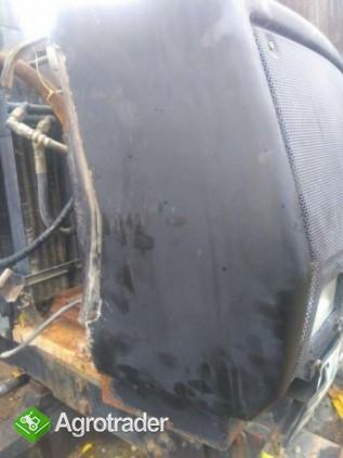 Maska,grill valmet valtra 8150,8750,8450,8800,8600,8050 części skrzyni - zdjęcie 2