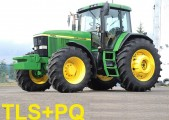 JOHN DEERE 7810 PQ - TLS - 2001 ROK