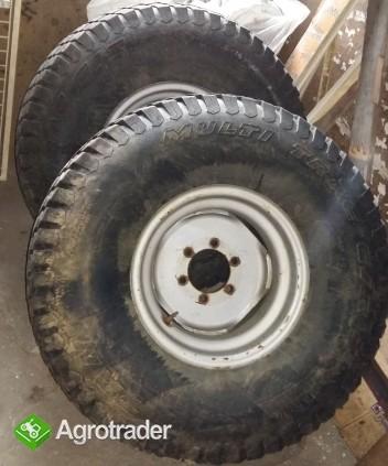Koła do ciągnika rolniczego  13,6-16 MULTI TRAC używane Titan - zdjęcie 4