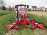 Weremczuk SAVA Wielkofunkcyjna maszyna do sadów i plantacji