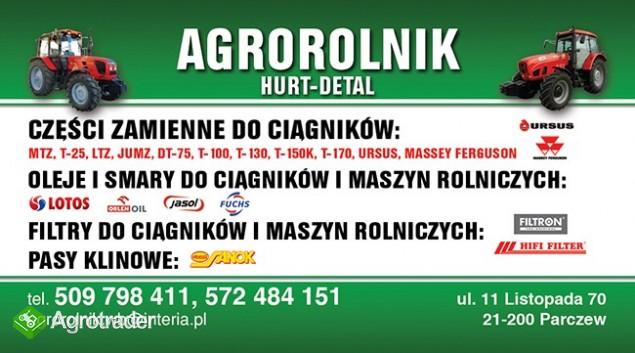 MIESZEK DŹWIGNI REDUKTORA ZETOR - zdjęcie 2