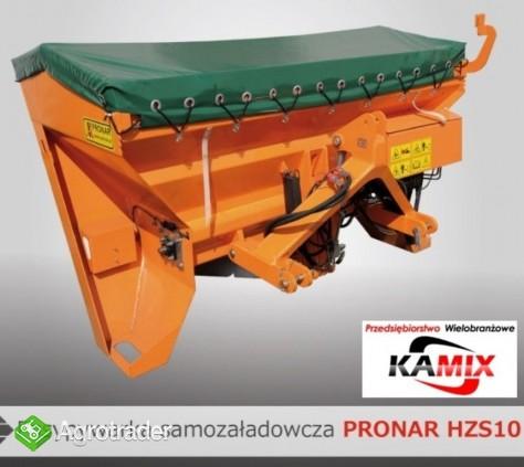 POSYPYWARKA SAMOZAŁADOWCZA HZS-10 PRONAR - zdjęcie 1