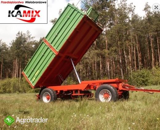 przyczepa rolnicza Przyczepa PRONAR T680 - zdjęcie 2
