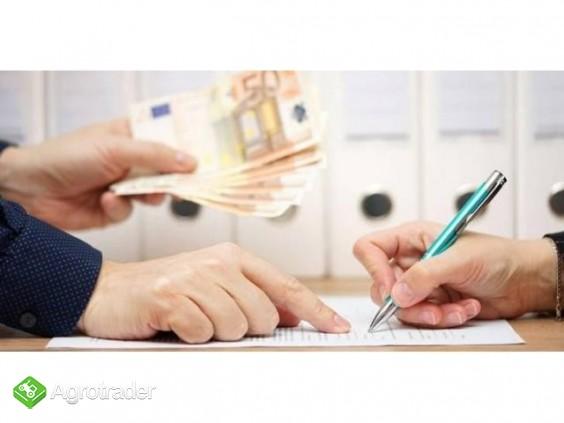 Oferta pożyczki pieniężnej pomiędzy osobą poważną i szybką.