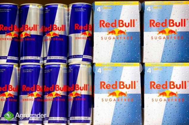Red Bull Sugarfree Energy Drink 24x250ml - zdjęcie 3