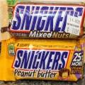 Ferrero kinder radość, Bueno, jaja niespodzianka, Snickers, Bounty Twi
