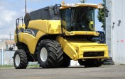NEW HOLLAND CX 860 - 2003 ROK