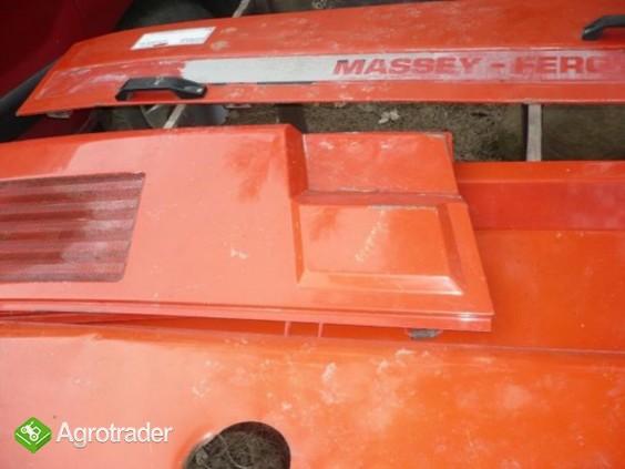 Osłona,maska silnika Massey Ferguson 3080,3085,3090,3095,3115,3125 - zdjęcie 2