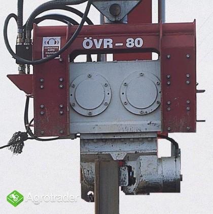Używany Wibromłot OVR 80S na koparkę - zdjęcie 1
