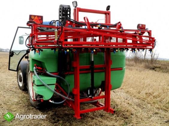 Opryskiwacz polowy zawieszany Agrofart AF1015 - zdjęcie 3