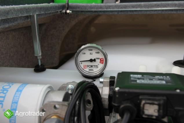 Zbiornik na paliwo on ropę fortis 2000 L cpn Agroline 1 - zdjęcie 1
